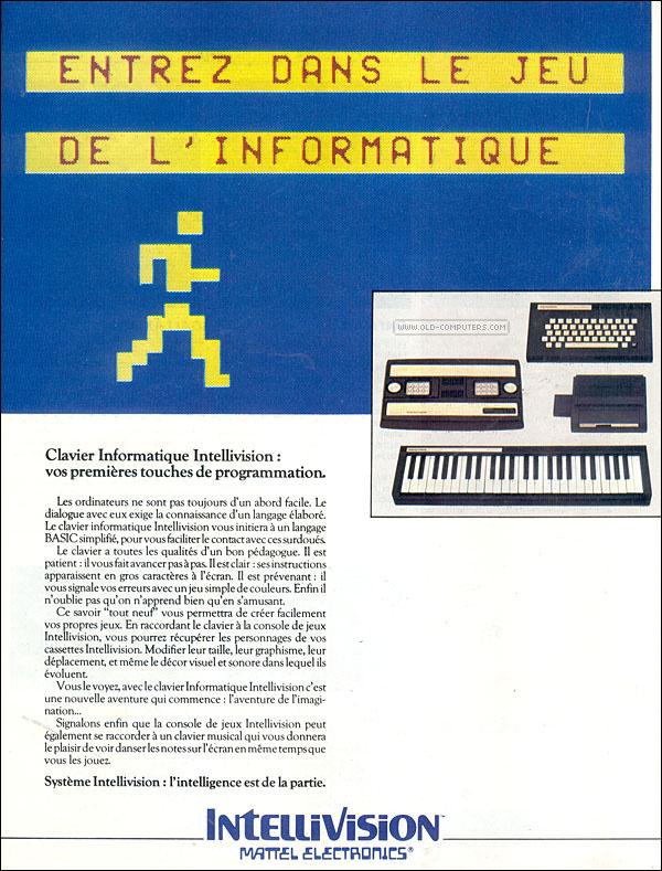 French Ad Nov 1983